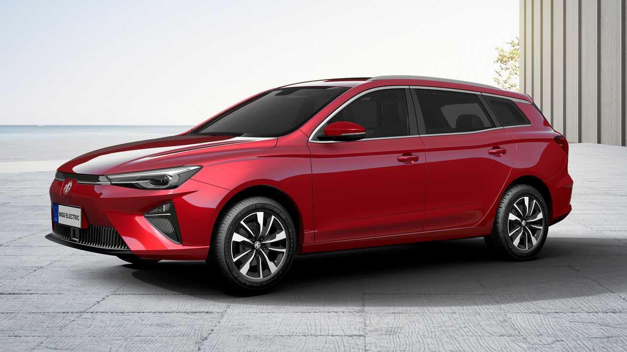 MG bringt zwei neue Elektroautos nach Europa