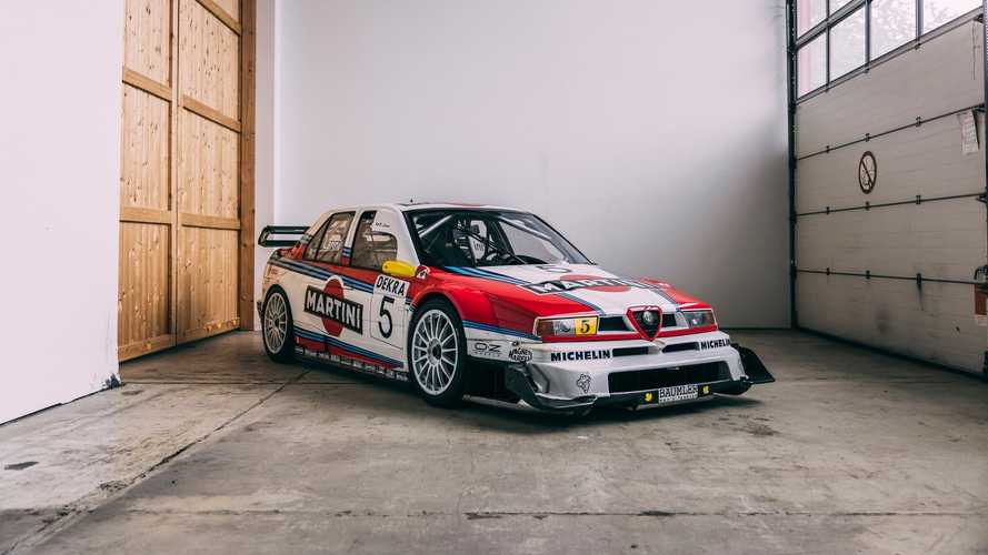 Alfa Romeo 155 V6 TI (1996)