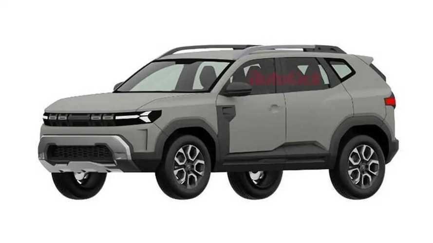 Voici la version de série du Dacia Bigster !