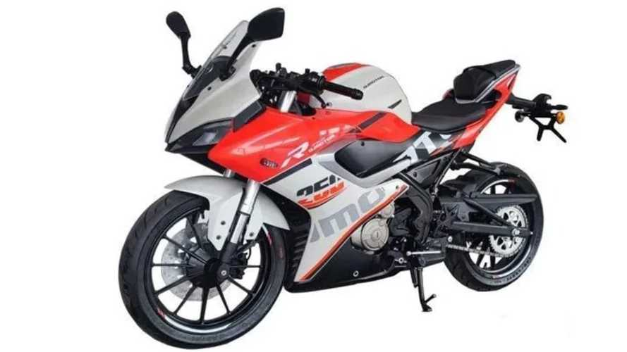 QJ Motor Expected To Roll Out Race 250 Sportbike Soon