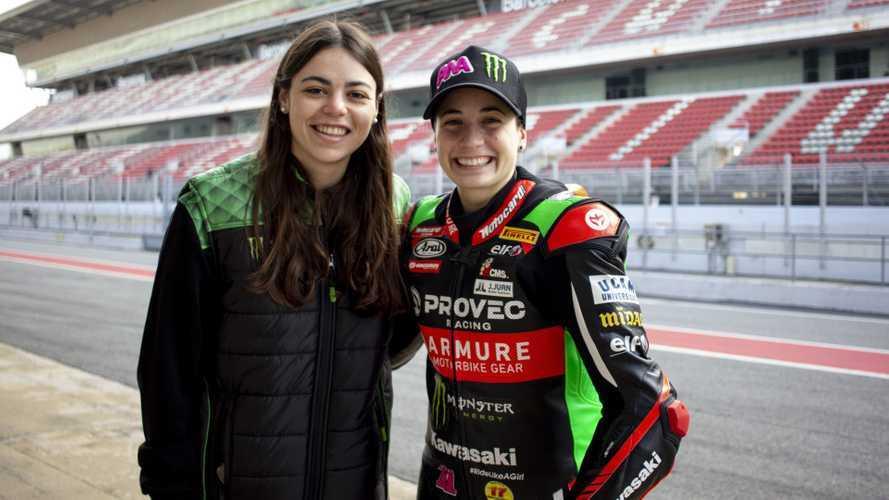 World Supersport Welcomes New Provec Team Manager Carla Grau Pi
