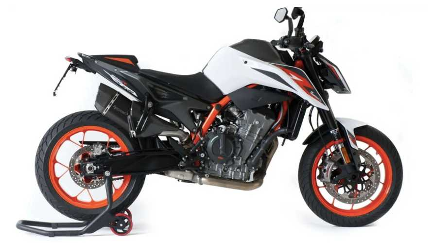 HP Corse Launches Two New Exhaust Systems For KTM 890 Duke R