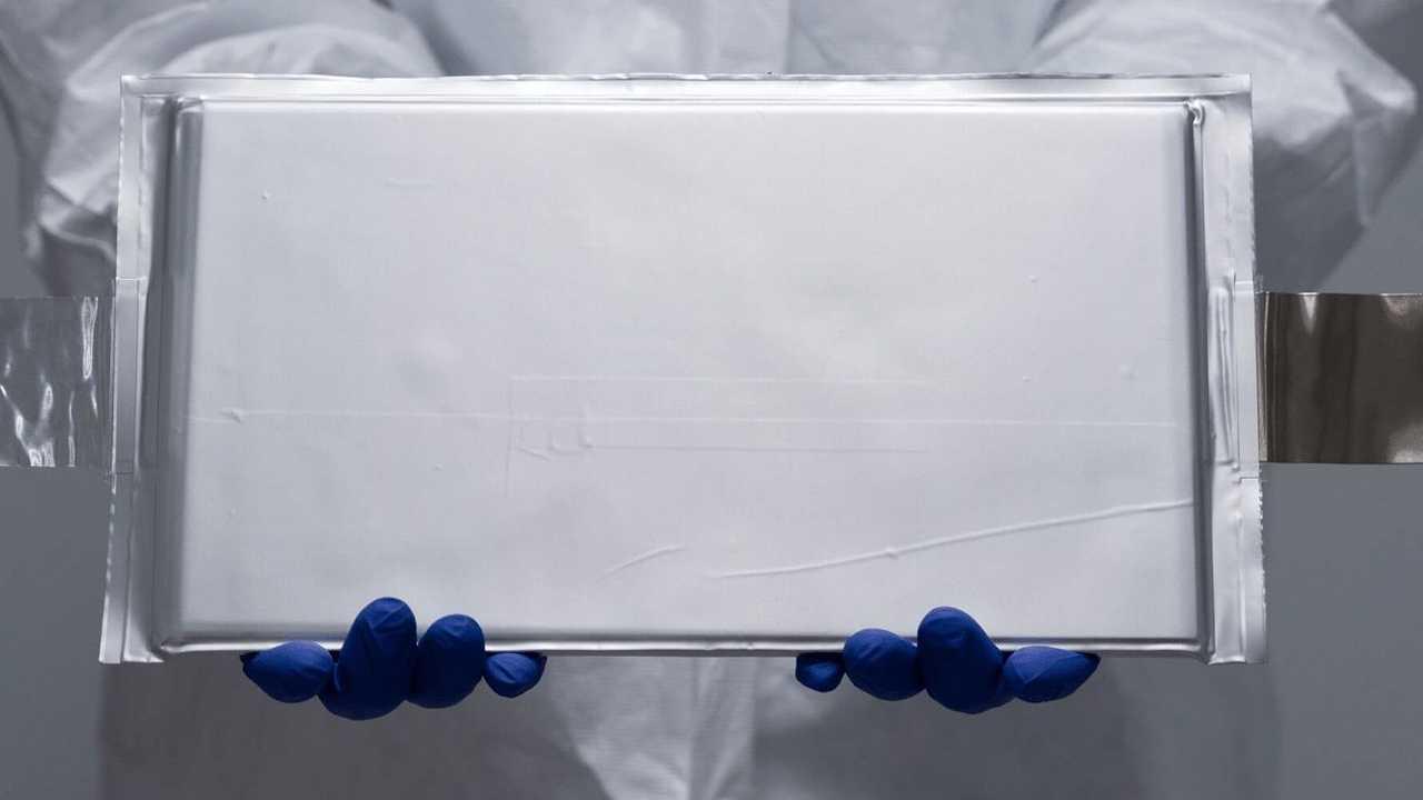 Factorial Energy: ecco la batteria allo stato solido da 40 amperora