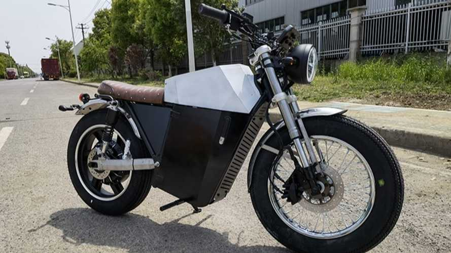 The OX One Electric Motorcycle Is Ready For Production