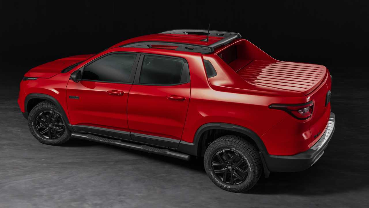 2022 Fiat Toro