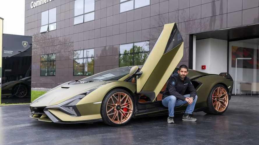 Lamborghini SIAN - The road test