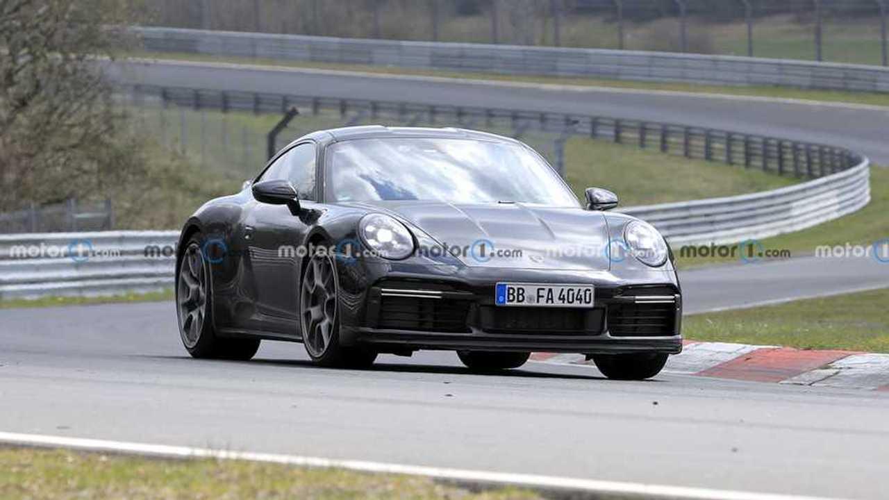 Porsche 911 Sport Classic ön cephe