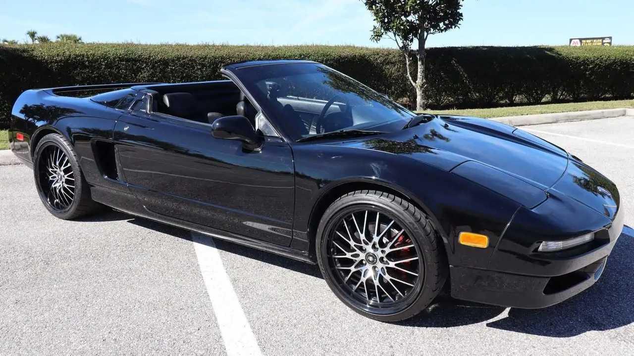 L'Acura NSX d'Ice Cube à vendre