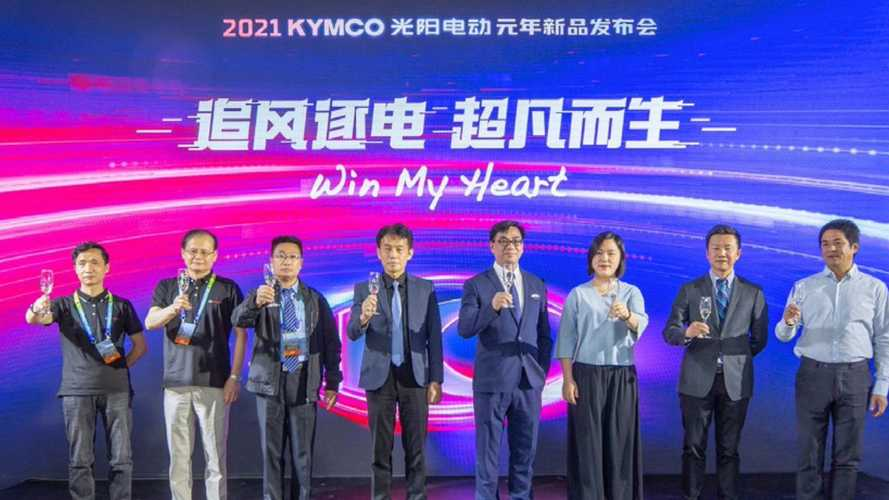 KYMCO Announces EV Teamup With Super SOCO and FELO Technologies