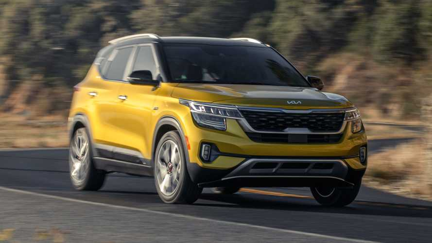 2022 Kia Seltos Arriving With Nightfall Edition And New Badging