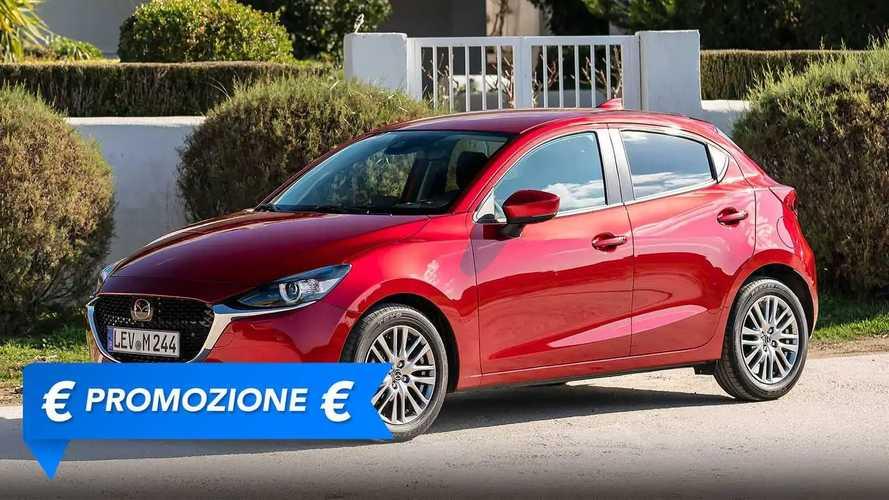 Promozione Mazda2, perché conviene e perché no