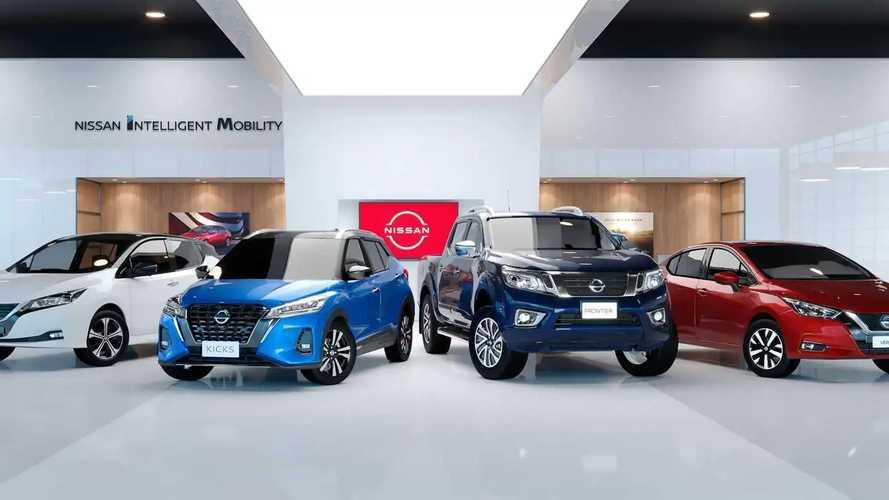 Nissan lança showroom virtual com realidade aumentada