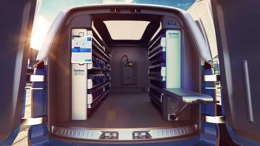 Volkswagen, furgoni a guida autonoma e logistica intelligente