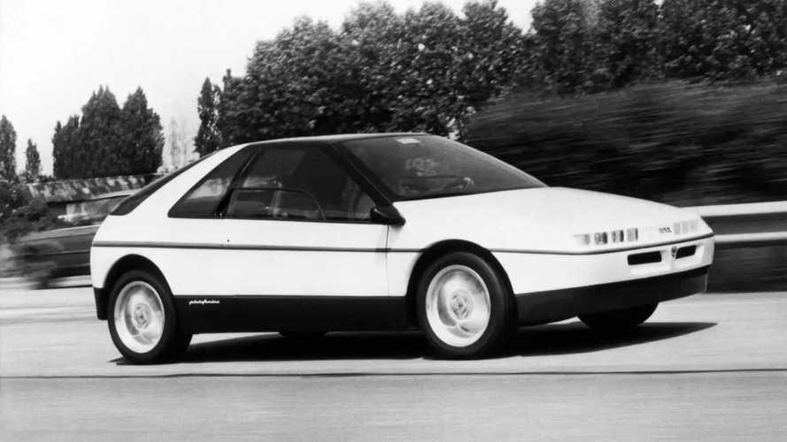 Concept Lancia HIT (1988)