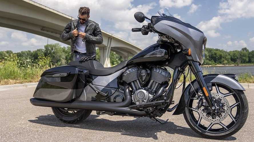 Indian Marks 120th Anniversary With Limited-Run Chieftain Elite