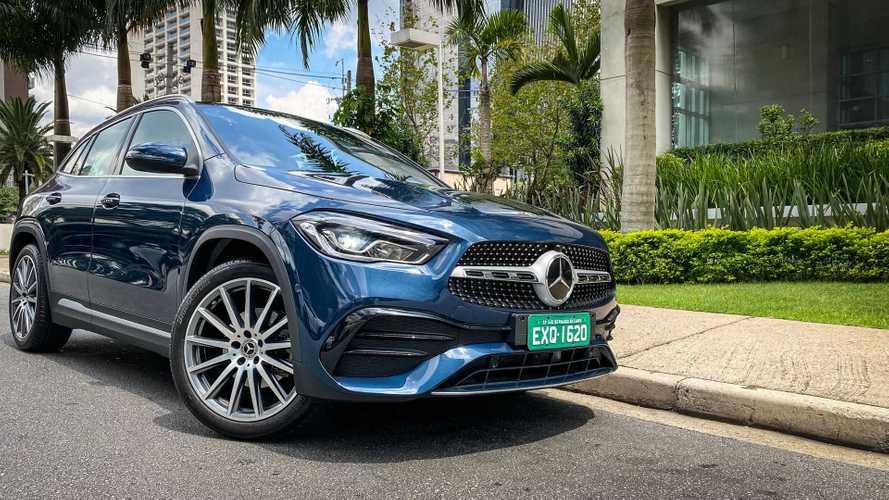 Teste: Novo Mercedes GLA 200 evolui em tudo, mas finge que Q3 e XC40 não existem