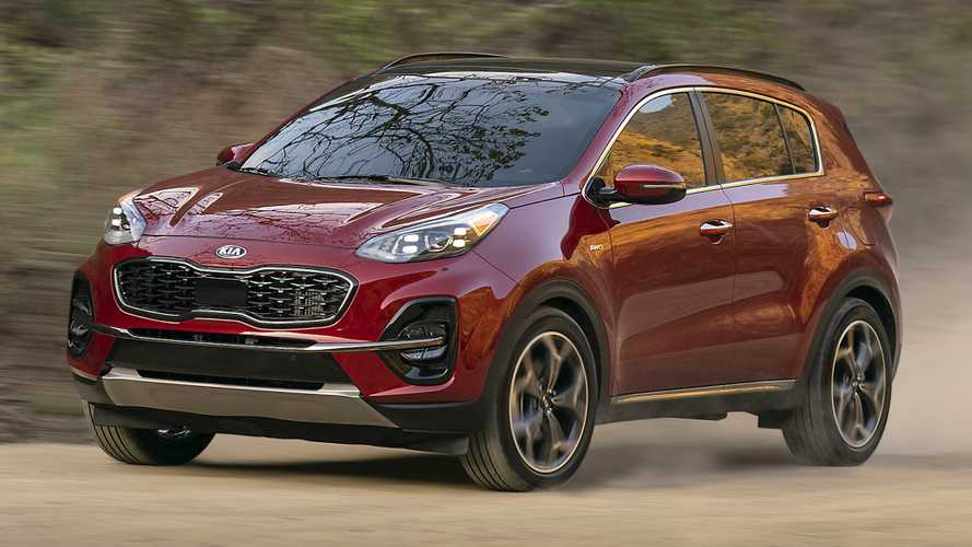 Kia Sportage, Cadenza Recalled For Potential Risk Of Engine Fire
