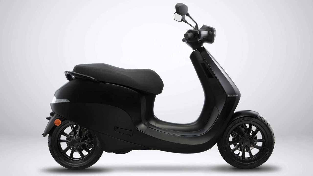 First Look: Ola Electric Scooter