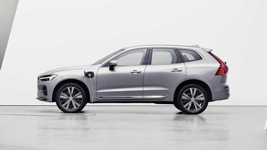 Les Volvo hybrides rechargeables doublent leur autonomie