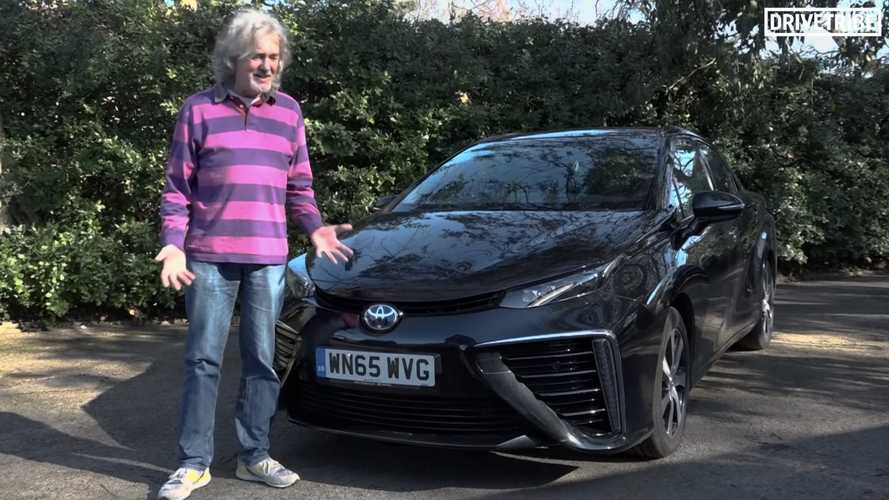 Why Is James May Selling His Beloved Fuel-Cell Toyota Mirai?