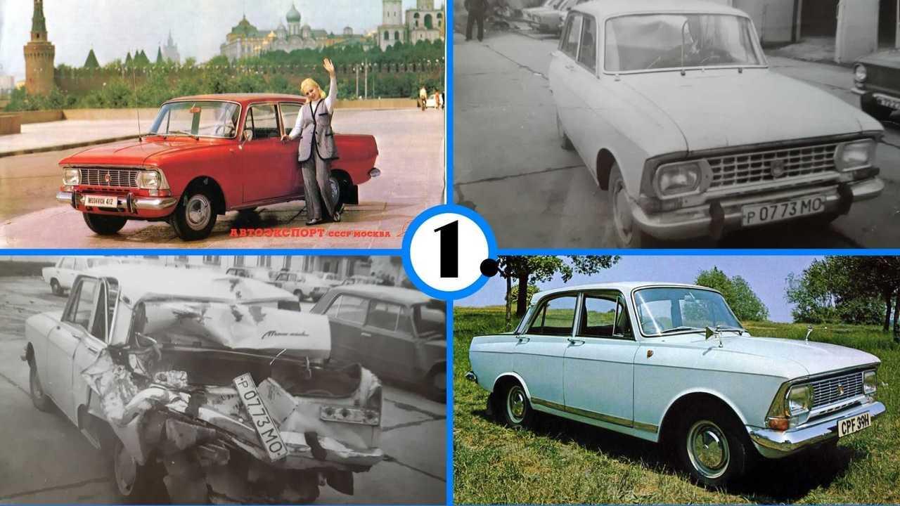Личные воспоминания о «Москвиче-412»