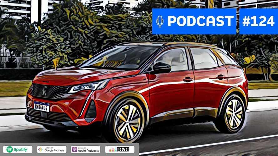 Motor1.com Podcast #124: Revolução francesa automotiva no Brasil