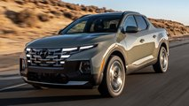Vorne Tucson, hinten Pick-up: Hyundai zeigt den Santa Cruz (2022)