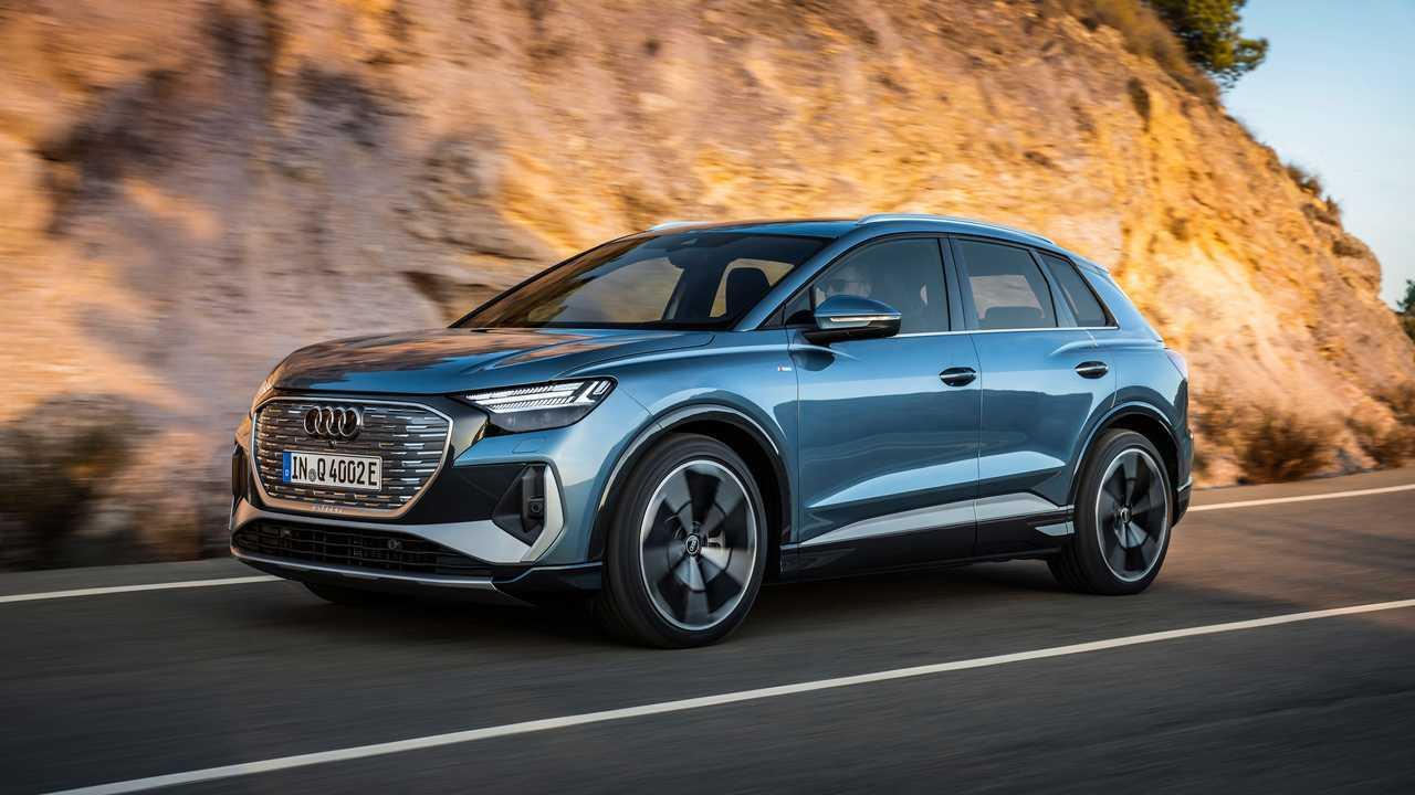 2022 Audi Q4 E-Tron Exterieur