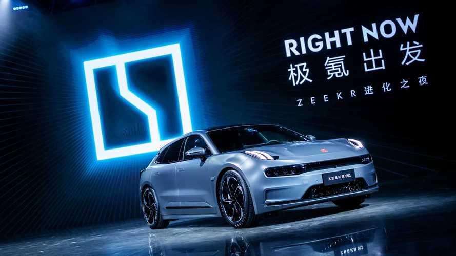 Bel design e ricarica a 360 kW: la Zeekr 001 è una cinese al top