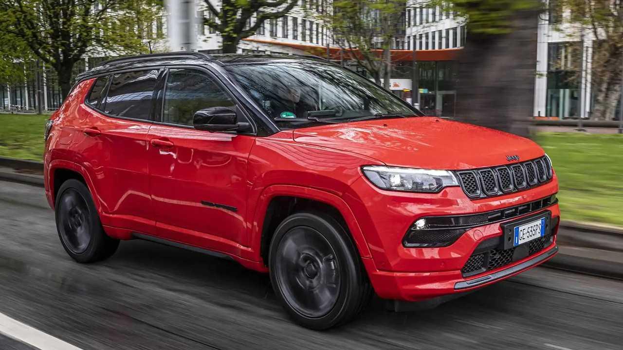 Jeep Compass (2021) mit Facelift im Test