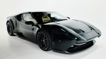 The Pantera-inspired supercar is getting a faux gated shifter