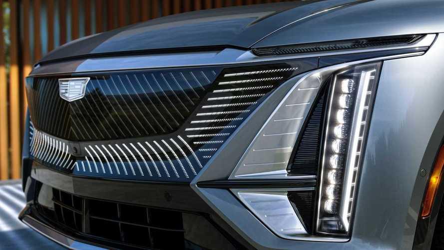 Cadillac Explains Why The 2023 Lyriq Lacks A Front Trunk