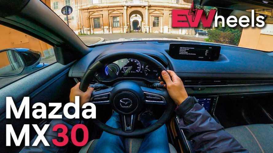 EWheels: We Drive The Mazda MX-30