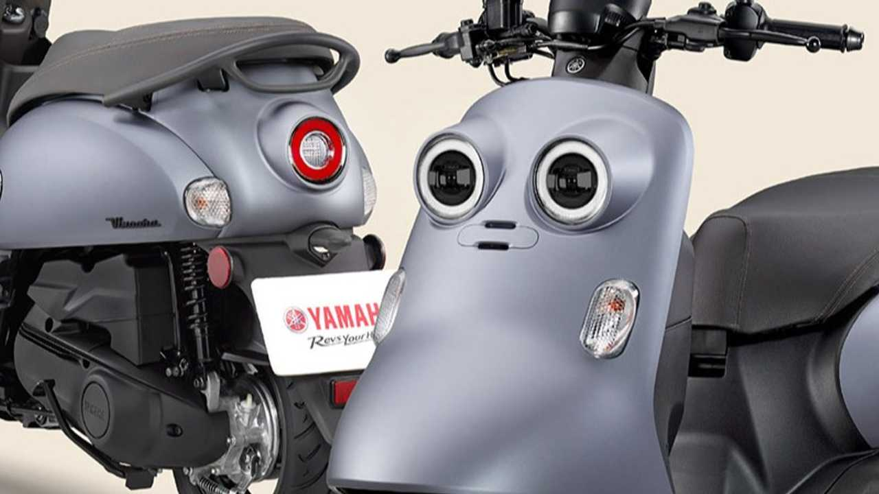 Yamaha Vinoora Scooter