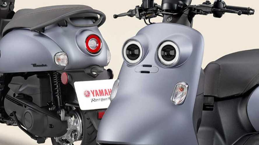 The Yamaha Vinoora 125 Made It To Vietnam