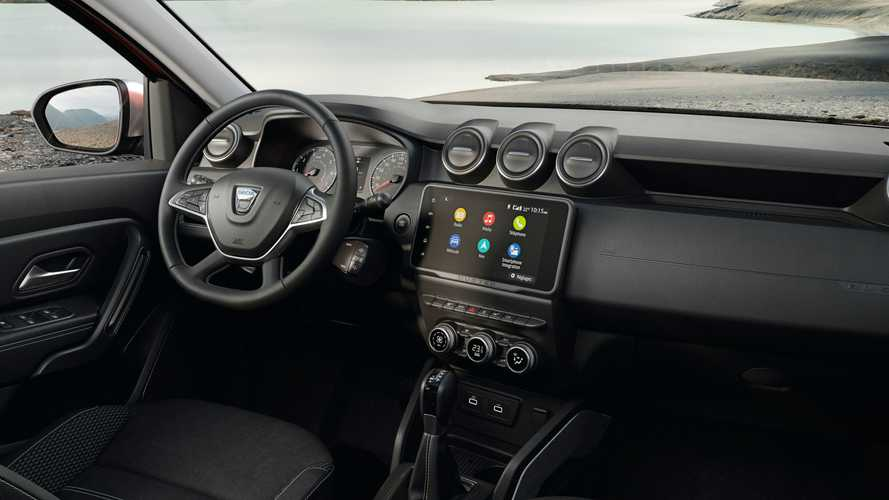 Dacia Duster restyling (2021)