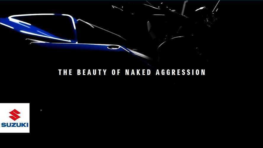 Suzuki Teases Newly Redesigned GSX-S1000 Naked Bike