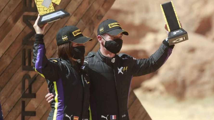 """Extreme E - Loeb """"satisfait"""" malgré un problème technique en finale"""