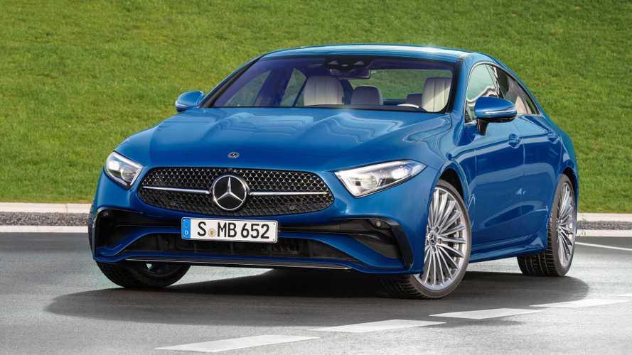 Обновленный Mercedes-Benz CLS (2021)