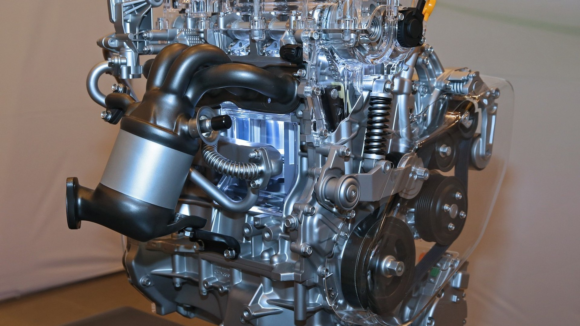 Hyundai reveals dedicated 1 6-liter GDI engine for its Prius rival