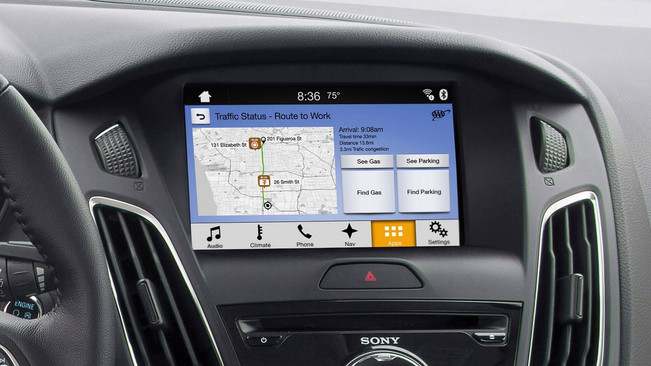 2016 Ford S Sync 3