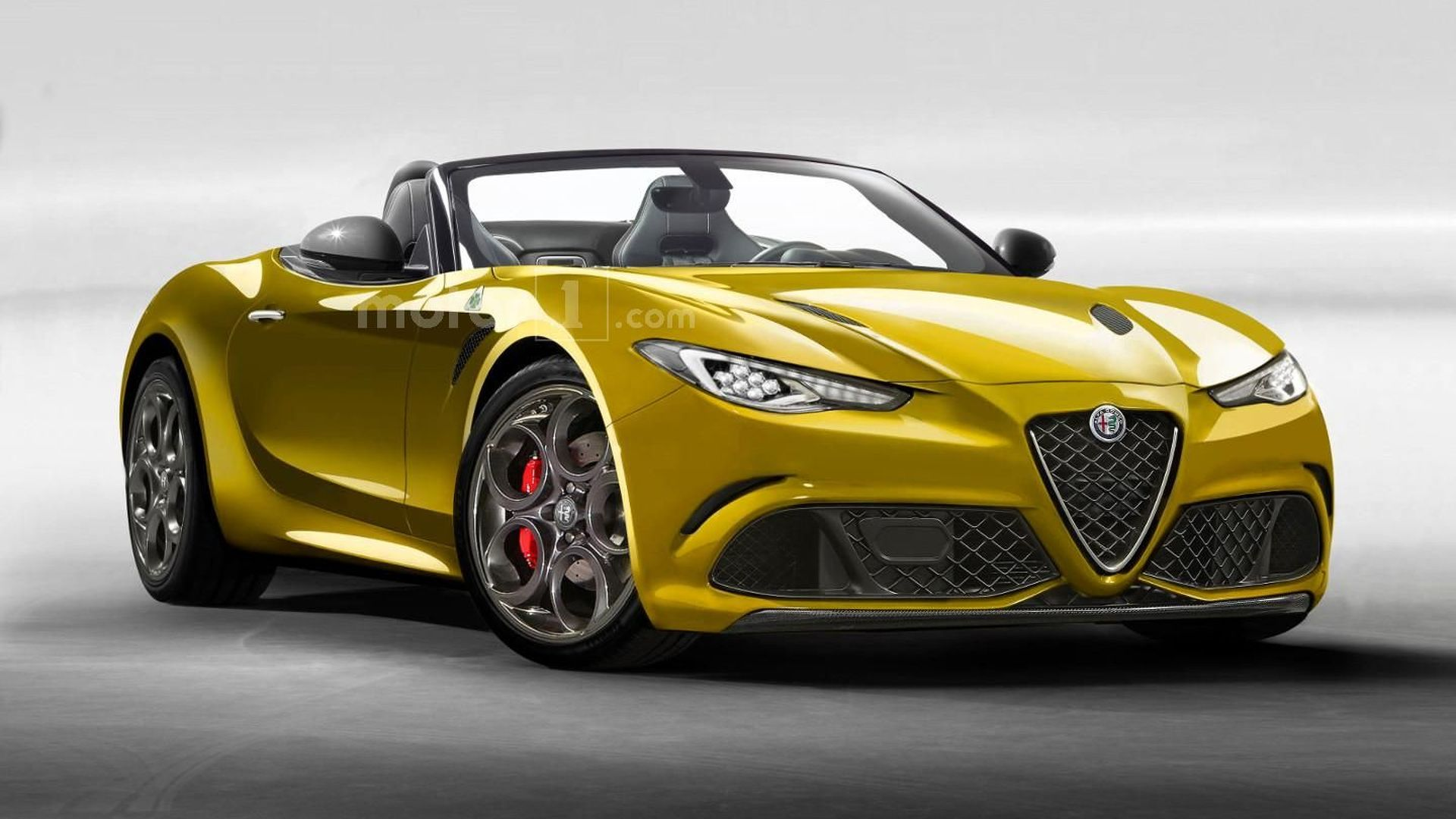 Alfa Romeo S 2017 2020 Mystery Models Speculated And Rendered