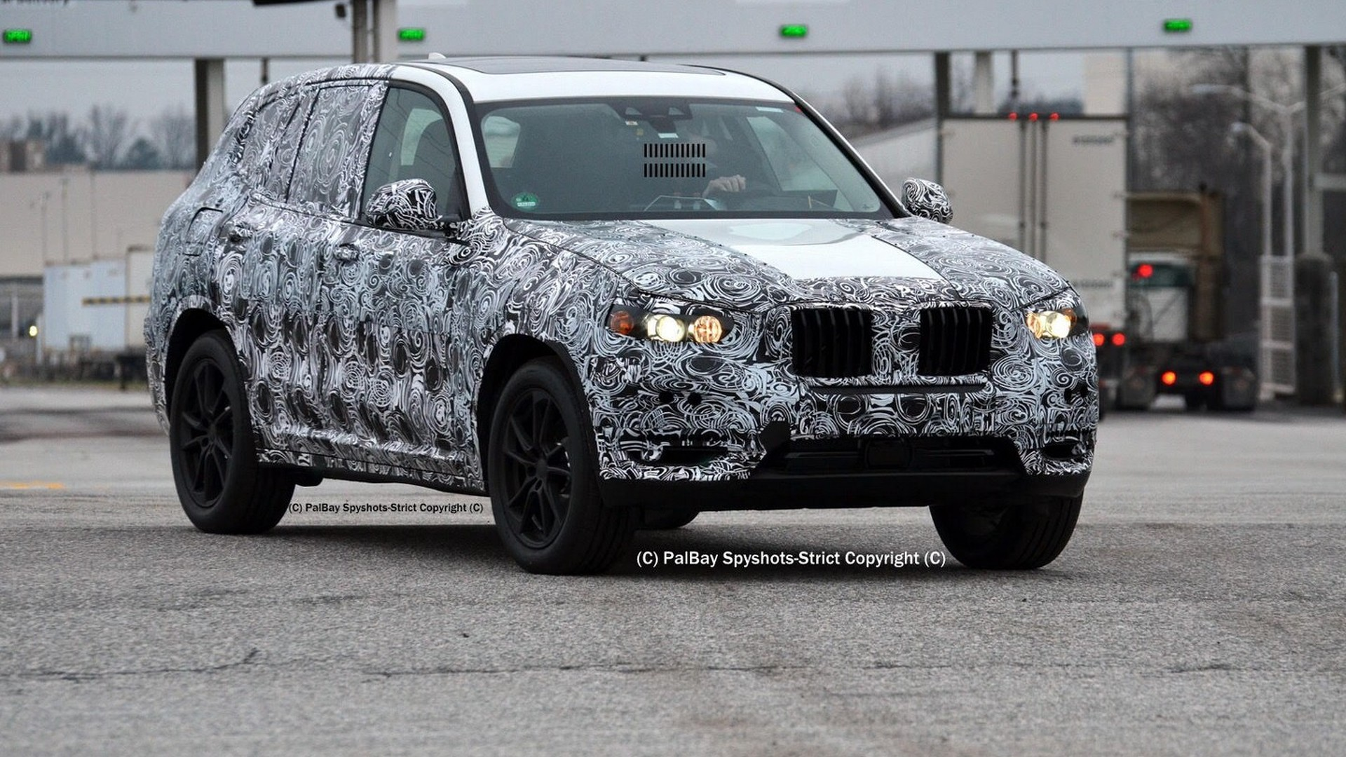 2018 BMW X3 G01 New Spy Shots And Official Release Date >> 2017 Bmw X3 M40i Spied In United States