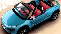 Citroen Cactus M concept leaked official image