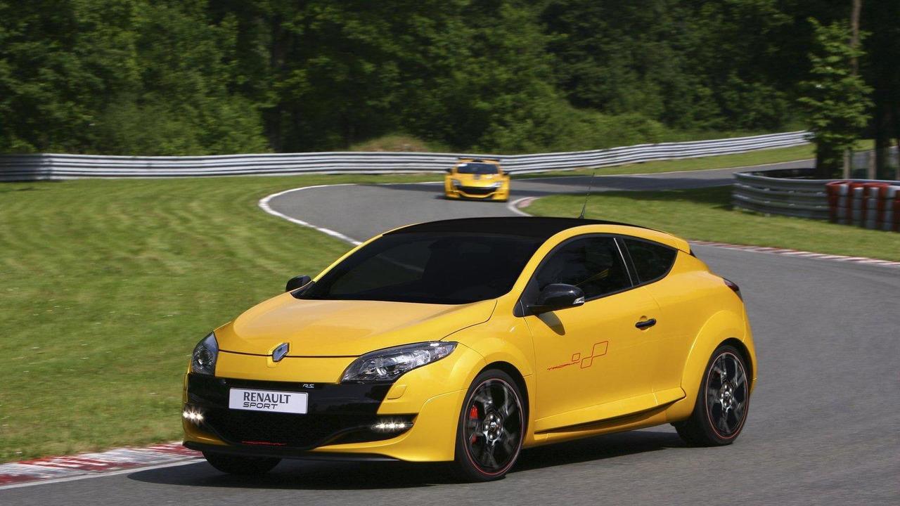 Renault Sport Megane RS Trophy 10.06.2011