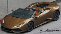 Lamborghini Huracan Spyder rendering / Evren Milano