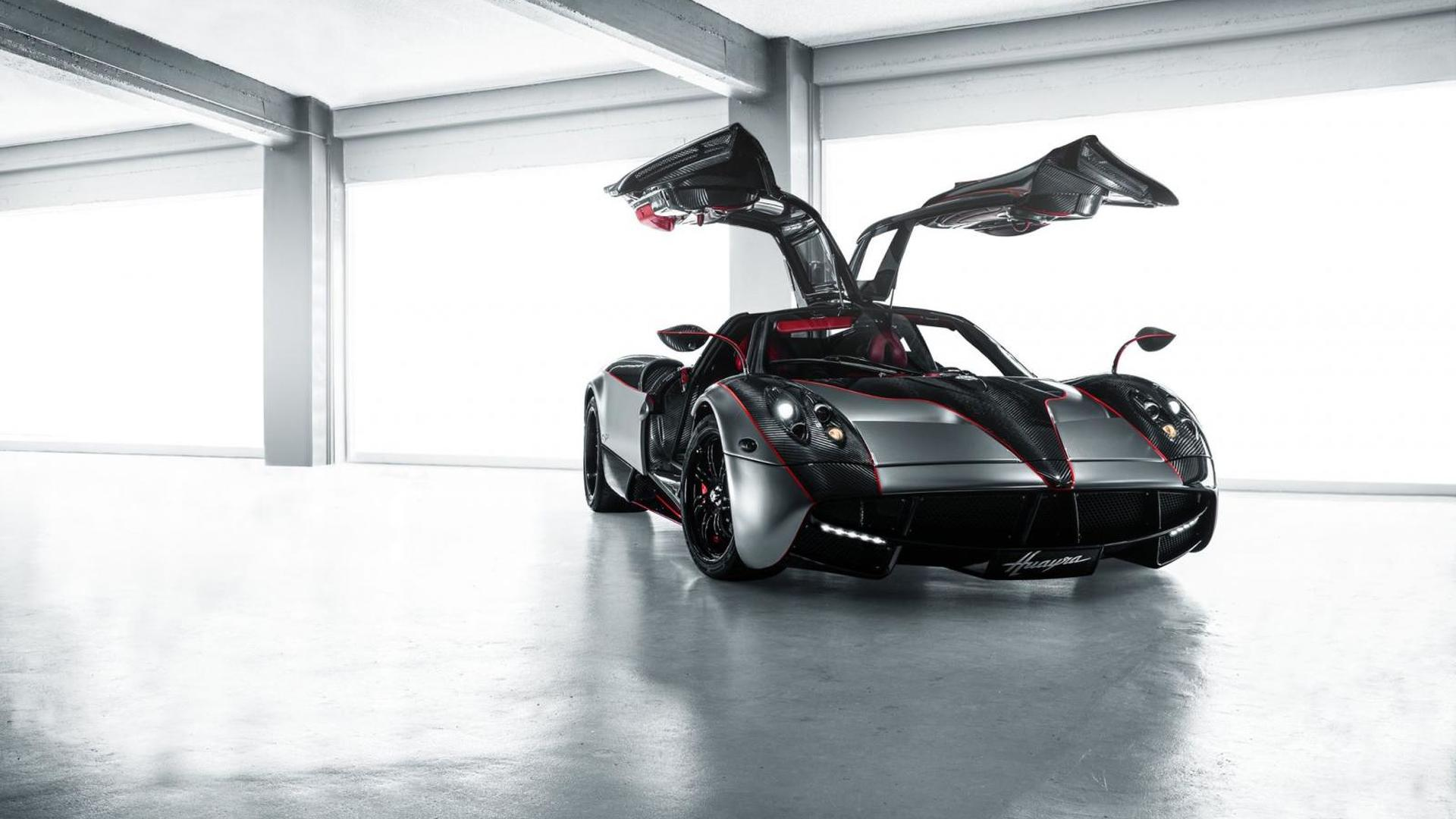pagani huayra gets satin black chrome wrapss customs
