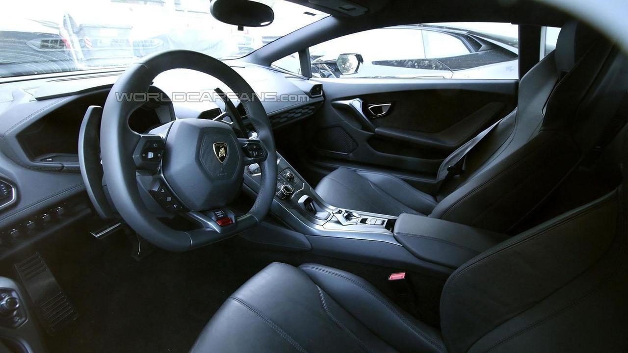 Lamborghini Huracan Sv Superleggera Spied Inside Out Motor1