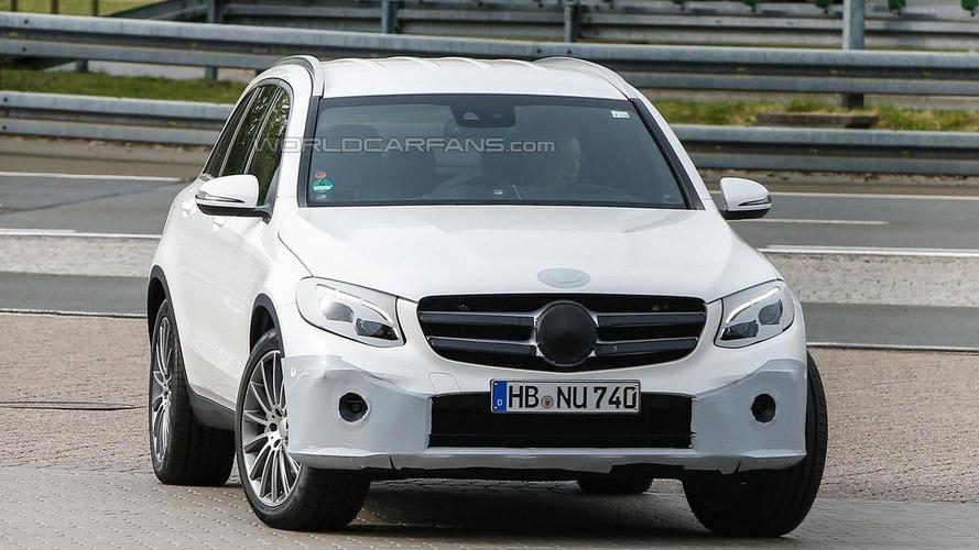 2016 Mercedes GLC coming to the U.S. in November