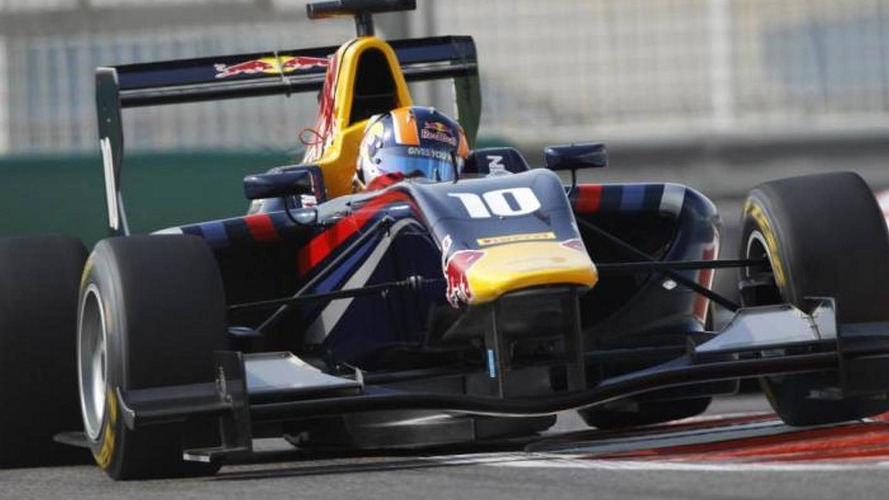 Lynn confirms Red Bull programme split